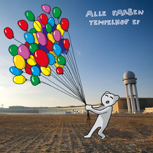 Alle Farben - Tempelhof (Joachim Pastor Remix) snippet