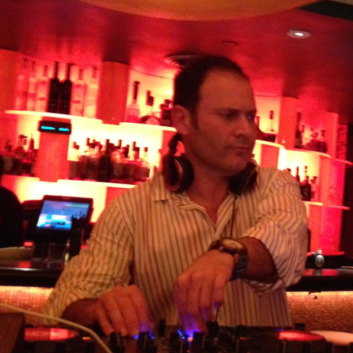 DJ Alan Epps @ SushiSamba Thursdays 5-23-13