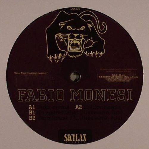 [LAX133] FABIO MONESI - HEATWAVE Vol.1 (SKYLAX RECORDS)