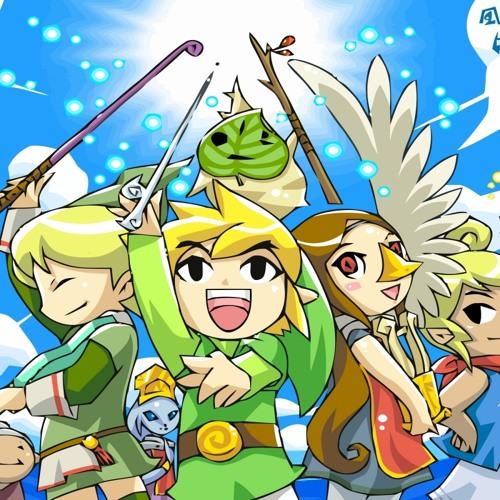 The Legendary Hero   The Legend of Zelda The Wind Waker