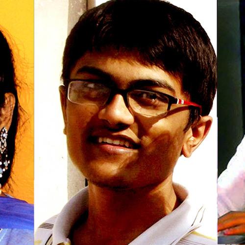 Saav khulla aakash ma by Rishit Jhaveri feat. Pooja Raval and Ojas Bhatt