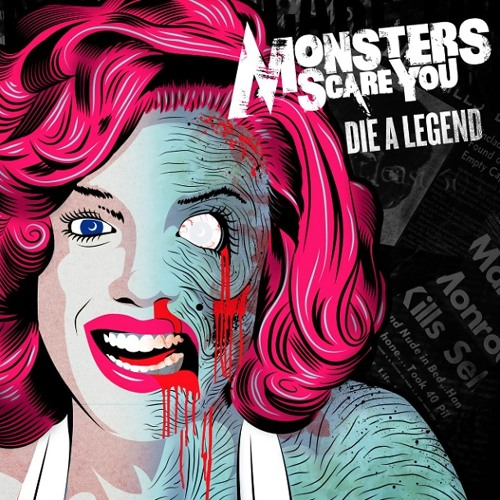 MONSTERS SCARE YOU - Smiling's My Favorite