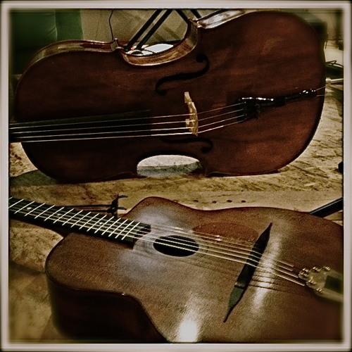 Improvisation with Ben Jachimek on Cello