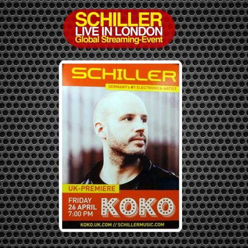ღ Christopher von Deylen / Schiller Ruhe Live 2013 in London  ღ