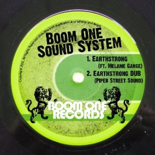 EarthStrong (feat. Melame Gange)