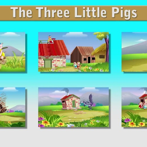 a review of the short story of the three little pigs This is a compare and contrast lesson using the original story of the three little pigs along with the true story of the three little pigs all you will need is book copies and a copy of a venn diagram.