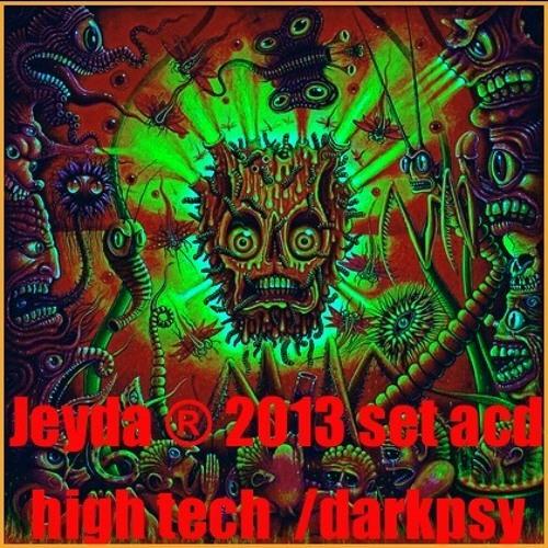 Jeyda®-elevated bpm for psychonauts