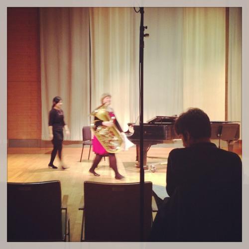 Broughton Sonata for Tuba and Piano Mvmt II