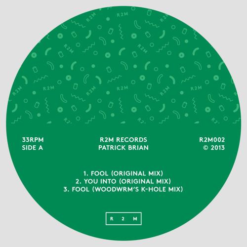 Patrick Brian - You Into (Original Mix)