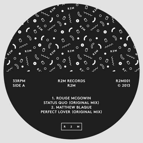 Matthew Blaque - Perfect Lover (Original Mix)