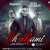 Oh Mami Remix Amaro Ft Zion y Lennox  (Original) Audio Letra 2013 Portada del disco