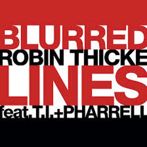 Robin Thicke ft T.I & Pharrell - Blurred Lines (Liam Keegan & Anton Powers Remix)