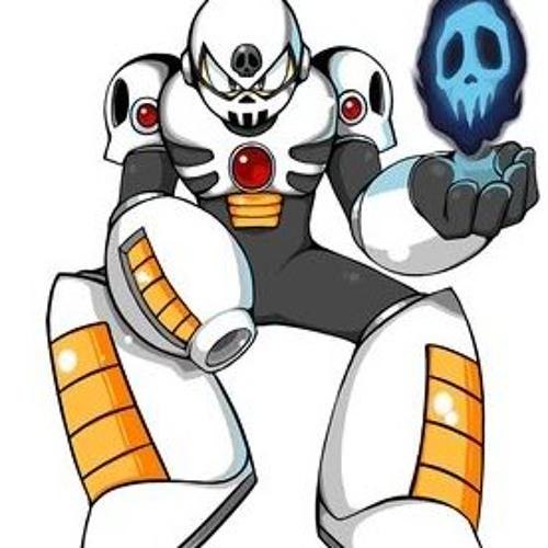 Skull Man MM4