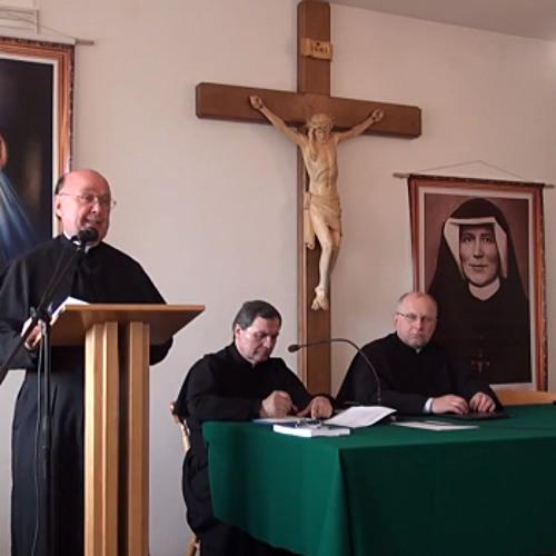 Referat: Ks. prof. dr hab. Czesław Parzyszek SAC | Sympozjum Miłosierdzia (27-04-2013)