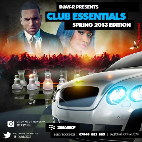 Club Essentials Spring 2013
