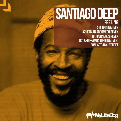Santiago Deep - Feeling (Pornbugs Remix) - [My Little Dog 031] - snippet
