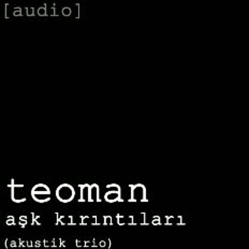 Teoman - Aşk Kırıntıları  (Akustik Trio)