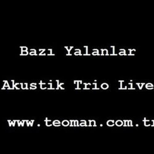 Teoman - Bazı Yalanlar (Akustik Trio)