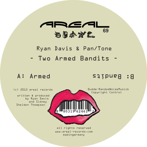 Ryan Davis & Pan/Tone - Armed (Areal069)