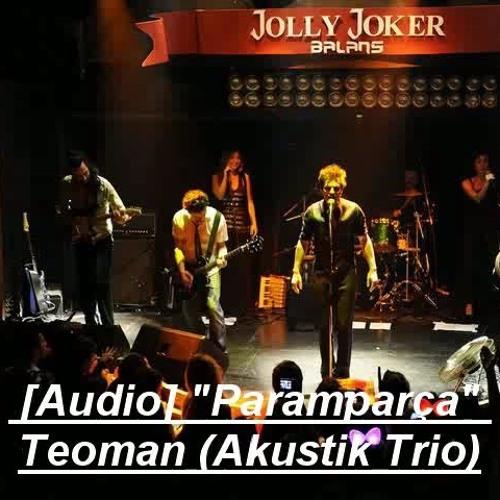 Teoman - Paramparça (Akustik Trio)