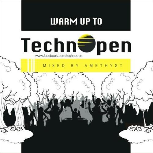 Amethyst - Warm Up To TechnOpen 2013