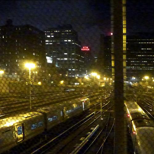 Dans la nuit-in the night
