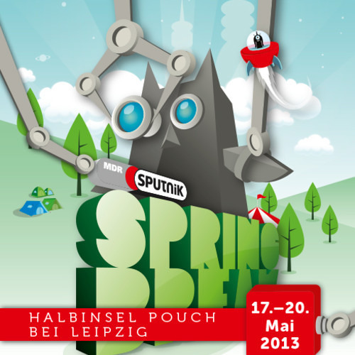 DJane 2hot4you & DJ Rookie (Doublelicious DJ TEAM) Live @ Sputnik Springbreak 2013 (2013-05-17)