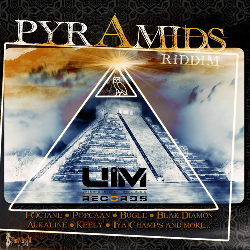 01 - I-OCTANE- MY MOTHER- PYRAMIDS RIDDIM- UIM RECORDS