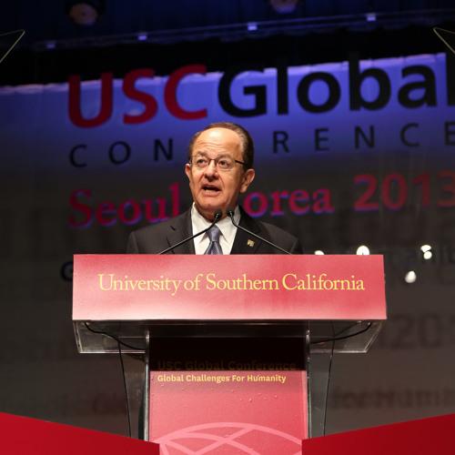 Address by USC President C. L. Max Nikias