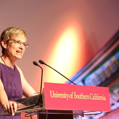 Welcome Remarks by Provost Elizabeth Garrett