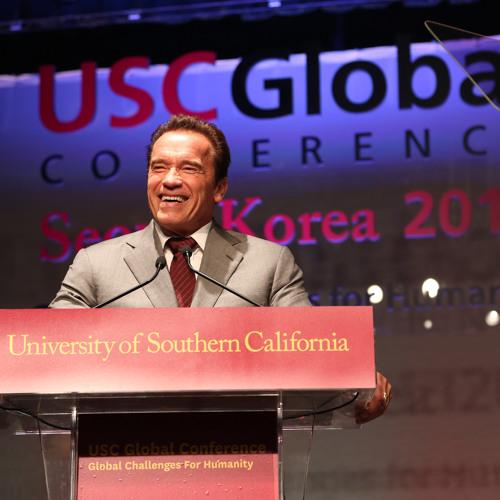 Global Conference Keynote Address by Arnold Schwarzenegger