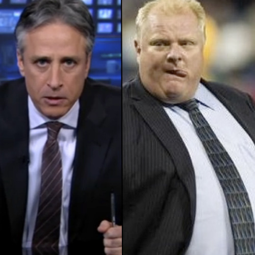 Rob Fords cocaine scandal