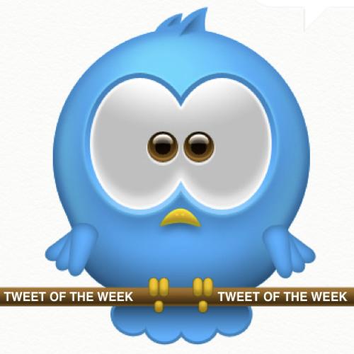 Tweet of Week mixdown
