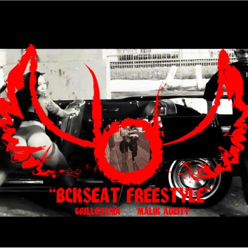 """""""Backseat freestyle"""" :RONIN:"""
