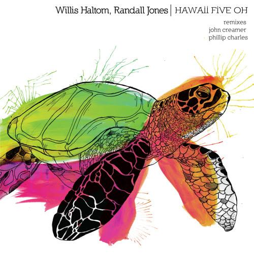 RIFFRAFF014 - Randall Jones, Willis Haltom - Hawaii Five Oh