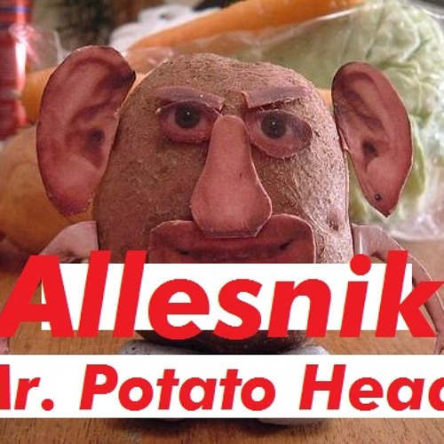 Allesnik - Mr. Potato Head