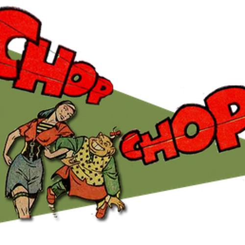 Steve Marwood - Chop Theory (Sample)