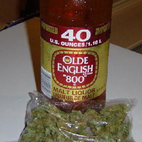 40 Oz Tippin'
