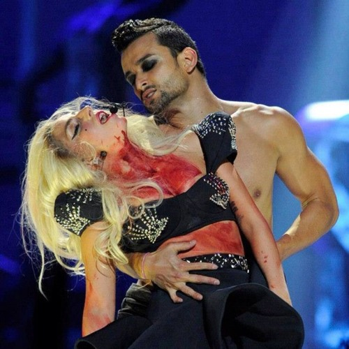 Lady Gaga Bloody Marry