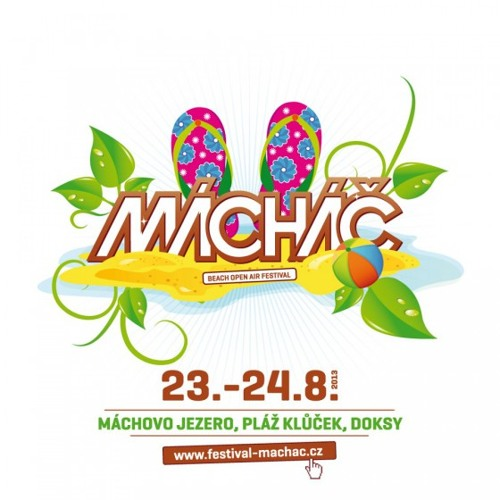 Andy Crumb DJ Contest Mácháč 2013 - Coqui Talent Stage pro
