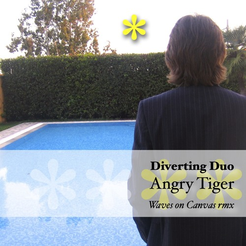Diverting Duo / Angry Tiger (Waves on Canvas REMIX)