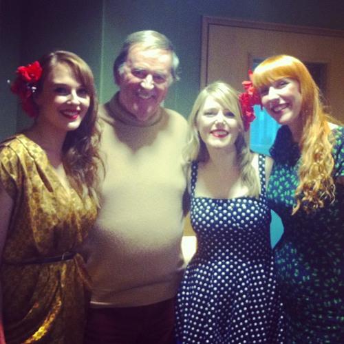 The Sugar Sisters live on BBC Radio 2 - Weekend Wogan March 24th 2013