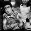 Biboy singing @ Music Museum :)