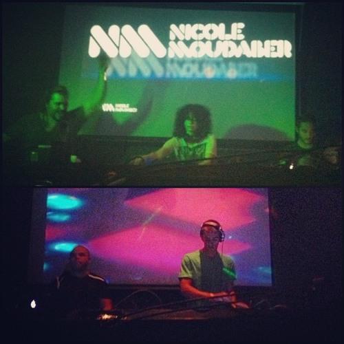 Nicole Moudaber Warmup @ Martini Republic Tampa - 5.24.13