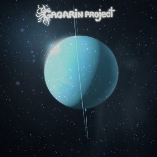 psychill / psybient mix - Gagarin Project - Cosmic Awakening - 03 - Uranus
