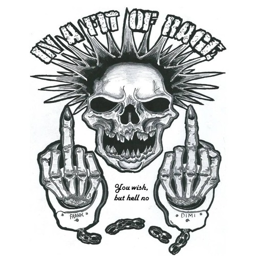 IN A FIT OF RAGE~HANG 'EM HIGH / raw version