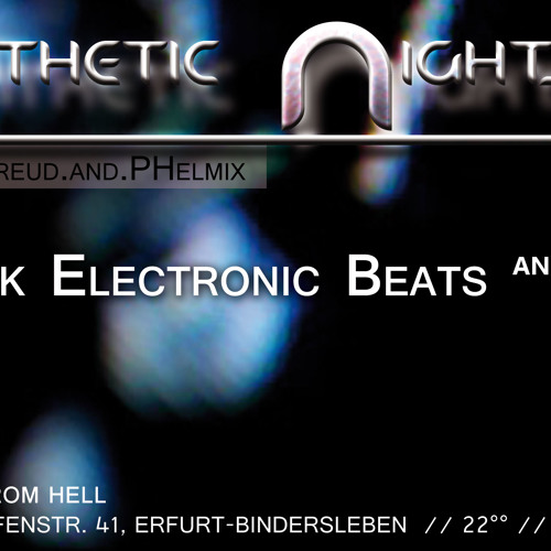 DJ  Dean Freud - Synthetic Nights 05013
