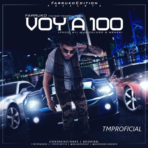 Farruko - Voy A 100 (Prod. By Musicologo y Menes)(Imperio Nazza Farruko Edition)