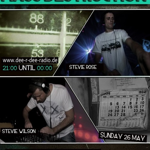 Stevie Wilson @ Dee-R-Dee Radio Attention Shockwave