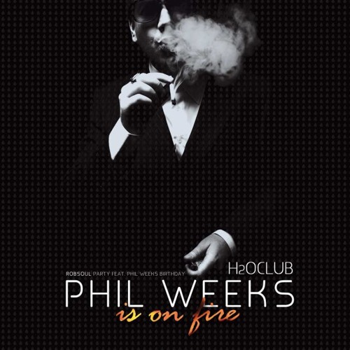Phil Weeks @ H2o Club - Belgium (25.05.2013)